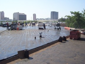 Torch Down MBS, Roofing Services in TX